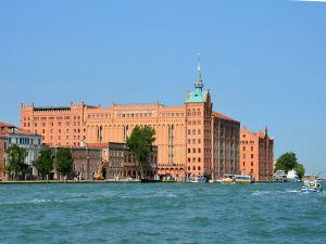 The hotel Hilton Molino Stucky (Venice, Italy)