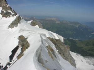 Jungfrau massif (Switzerland)