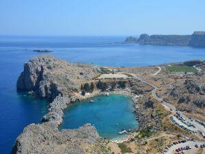 Island of Rhodes (Greece)