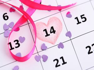 February 14, day of lovers