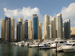 Dubai Marina (United Arab Emirates)