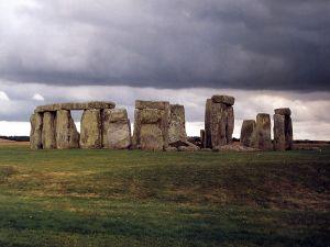 Stonehenge megalithic monument (England)