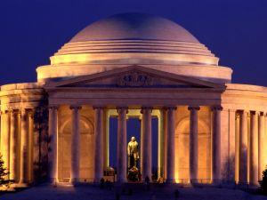 Thomas Jefferson Memorial, Washington D. C.