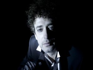 The Argentine musician Gustavo Cerati