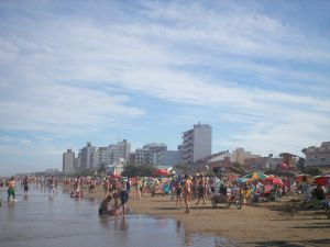 Santa Teresita Beach (Buenos Aires, Argentina)