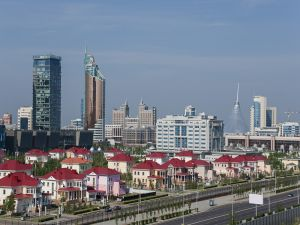 Astana, capital of Kazakhstan