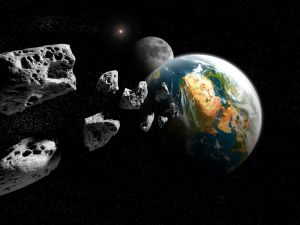 Asteroids passing very close to Earth