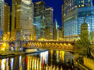 Lights of Chicago