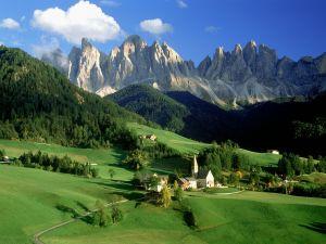 Funes Valley (Bolzano, Italy)