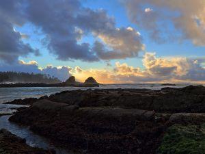 Sunset Bay State Park, Oregon