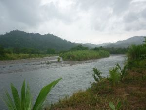 Pacuare River, in Siquirres, Costa Rica
