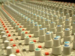 Complex sound control panel