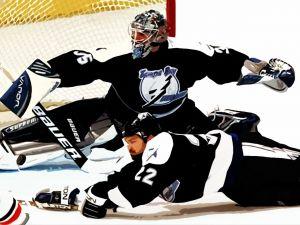 Ice hockey: Flyers vs. Lightning