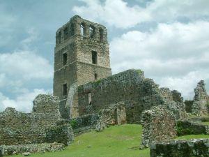 Ruins of Panamá Viejo