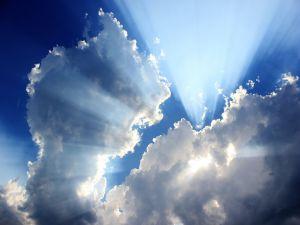 A mystic sky