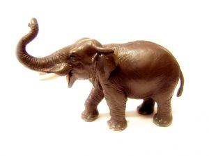 Figurine of an elephant