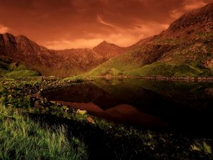 Mount Snowdon, Wales, United Kingdom