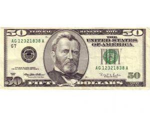 50 US dollars