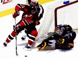 Atlanta Thrashers vs. New Jersey Devils (NHL)