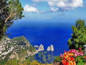 Isle of Capri, Naples, Italy