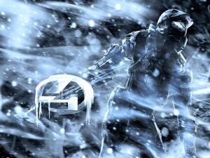Halo 4 - Glacial storm
