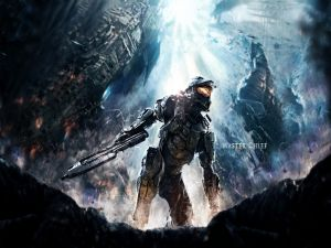 Master Chief, main protagonist of Halo
