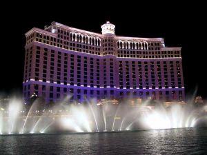 The Bellagio (resort and casino)