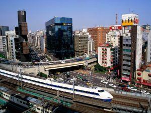 Bullet Train, Tokyo, Japan