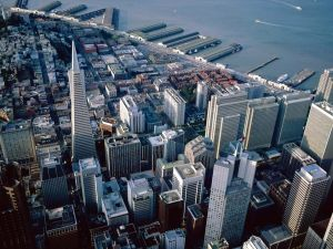 Financial District, San Francisco, California