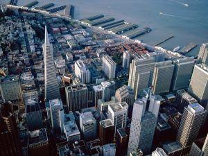 Financial District, San Francisco, California