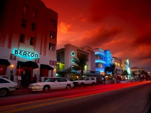 The Beacon Hotel: Miami Beach