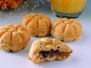 Little buns stuffed