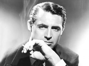The gallant Cary Grant