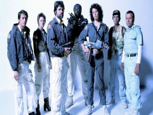 "Protagonists of ""Alien"" (1979)"