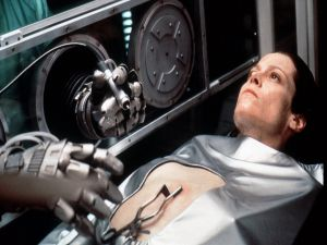 """Ripley in """"Alien Resurrection"""""""