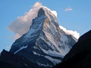Matterhorn in the Alps