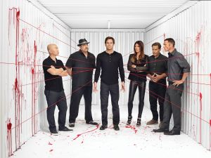 The coworkers of Dexter