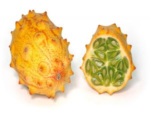 Kiwano (or Horned melon)