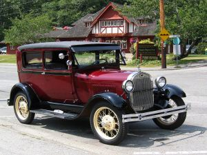 Ford A (1927-1931)