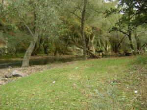 Creek in Hidalgo, Mexico