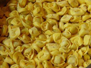 Tortellini, pasta stuffed