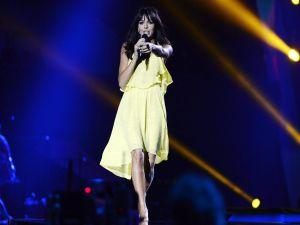 Raquel del Rosario, lead singer of El Sueño de Morfeo