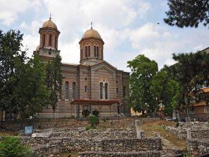 Orthodox cathedral in Constanta (Romania)