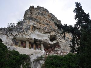 Basarbovo's orthodox monastery (Bulgaria)