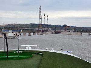 Lock Djerdap II (Serbia-Romania)