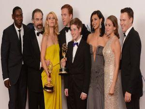 Homeland Cast at the Emmy Awards