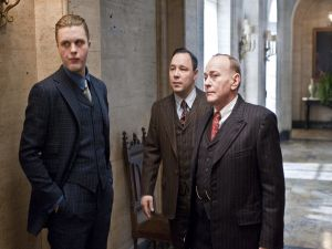 Al Capone, Johnny Torrio and Jimmy Darmody (Boardwalk Empire)