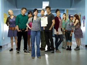 "Characters from the series ""Awkward"""