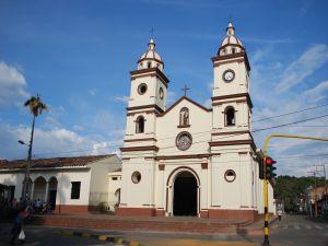 Church of San Antonio de Padua, Santander de Quilichao (Cauca, Colombia)