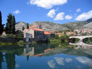 Trebinje, in Bosnia and Herzegovina
